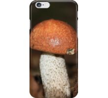 Red Cap Mushroom iPhone Case/Skin