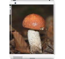 Red Cap Mushroom iPad Case/Skin