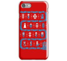 Who's Outside iPhone Case/Skin