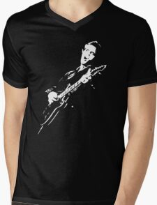 elvis t-shirt Mens V-Neck T-Shirt