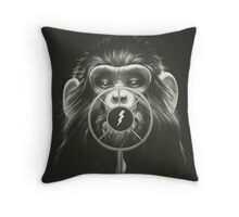 On Air! Throw Pillow