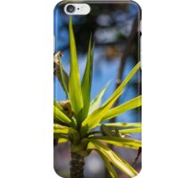 Spike Plant - Nature Photography  iPhone Case/Skin