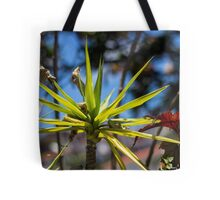 Spike Plant - Nature Photography  Tote Bag