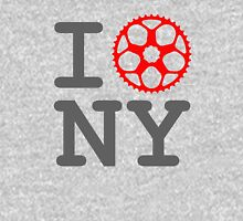I Bike NY - New York Bicyclist Unisex T-Shirt