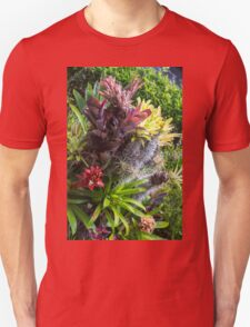 Cosmic Flowers - Nature Photography Unisex T-Shirt