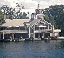 "Another summer ""cottage"" - 1000 Islands, NY, USA by Shulie1"