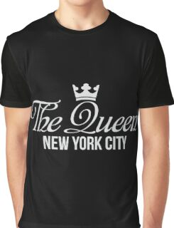 The Queen New York City Graphic T-Shirt
