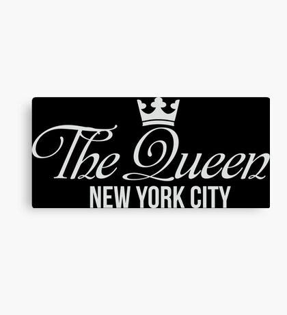 The Queen New York City Canvas Print