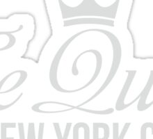 The Queen New York City Sticker