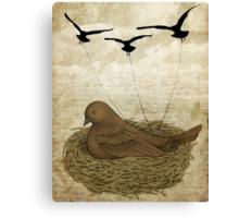 The Returning Children Canvas Print