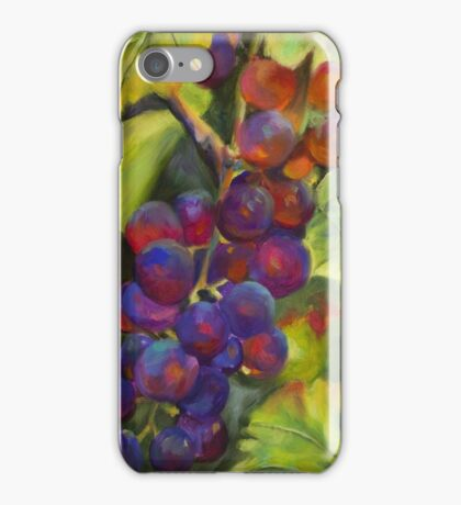 Grapevine by Chris Brandley iPhone Case/Skin