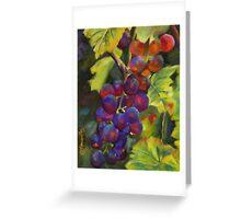 Grapevine by Chris Brandley Greeting Card