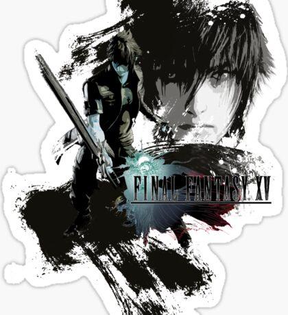 Final Fantasy 15 Noctis Sticker