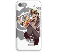 Team Skull Guzma iPhone Case/Skin