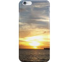 question mark in the sky of Hawaii iPhone Case/Skin