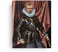 Chadwick Knight of Eastmoor Canvas Print