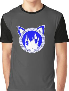 Genetically Engineered Catgirls for Domestic Ownership! Graphic T-Shirt