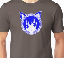 Genetically Engineered Catgirls for Domestic Ownership! Unisex T-Shirt
