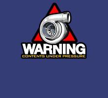 WARNING! contents under pressure (1) T-Shirt