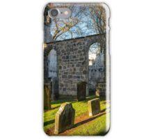 The Old Church in Dollar iPhone Case/Skin
