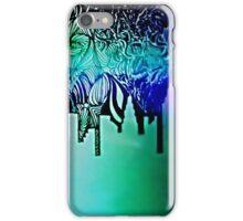 Graphic New York City Skyline iPhone Case/Skin