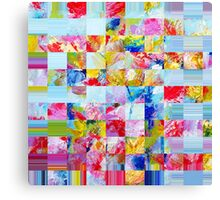 Abstract 160 Canvas Print
