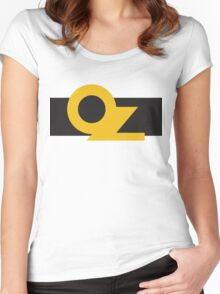 The Wonderful Faction of OZ Women's Fitted Scoop T-Shirt