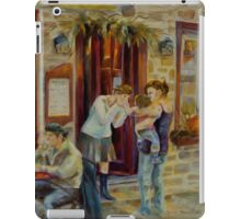 The Meeting Place by Chris Brandley iPad Case/Skin