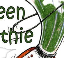 I Green Smoothie Sticker