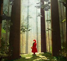 Little Red Riding by Westling