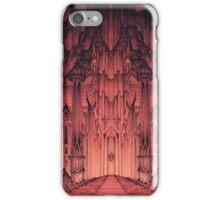 The Gates of Barad Dûr iPhone Case/Skin