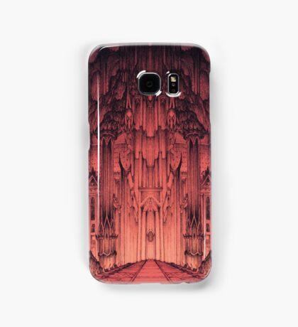 The Gates of Barad Dûr Samsung Galaxy Case/Skin