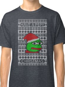 Pepe Christmas Classic T-Shirt