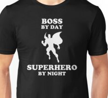 Superhero Comedy Unisex T-Shirt