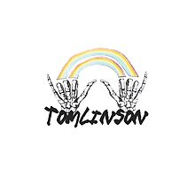 Louis Tomlinson Punk Rainbow by bandate