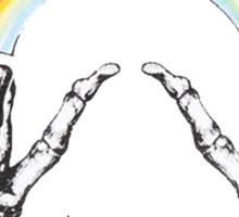 Louis Tomlinson Punk Rainbow Sticker