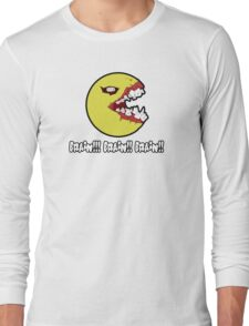 Face Hungry Long Sleeve T-Shirt