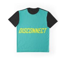 DISCONNECT Graphic T-Shirt