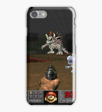 doom bros 2 iPhone Case/Skin
