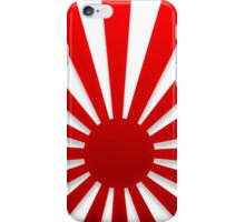 Rising Sun (1) iPhone Case/Skin