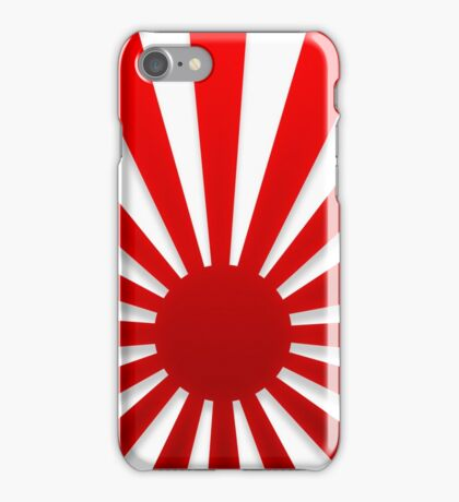 Rising Sun (1) iPhone Case/Skin