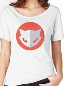 Cat Space Funny Women's Relaxed Fit T-Shirt