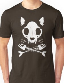 Bone Fist And Mouse Unisex T-Shirt