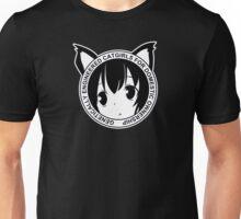 Genetically Engineered Catgirls for Domestic Ownership! (Black) Unisex T-Shirt