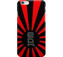 Rising Sun (3) iPhone Case/Skin