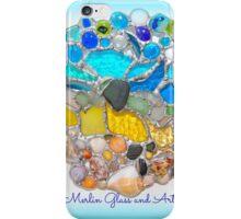 Circular seascape iPhone Case/Skin