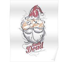 SANTA DEAD Poster