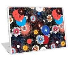 Abstract fantasy pattern Laptop Skin