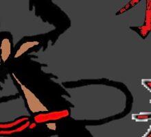 Monkey Fist - Evil Monkey Sticker