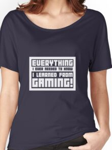 GAMING Women's Relaxed Fit T-Shirt
